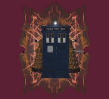 Through the Flames of Gallifrey by PaulMonj