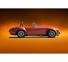 1966 Shelby 'Copperhead' Cobra Photographic Print