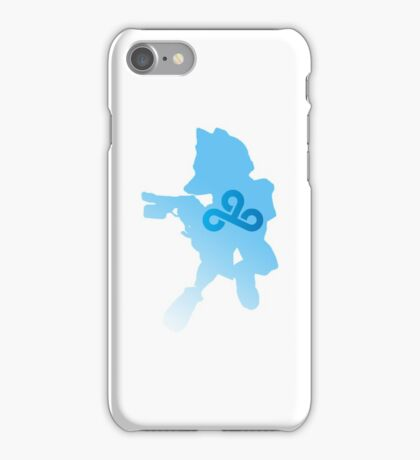 Fox McCloud Laser  iPhone Case/Skin
