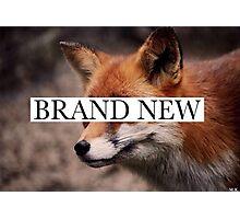 Brand New 1 Photographic Print