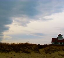 Coast Guard Station 2 by GleaPhotography