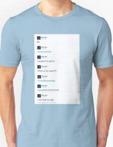 the best of mike faist tweets T-Shirt