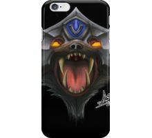 Volibear (League of Legends) iPhone Case/Skin