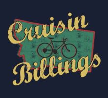 Bike Cycling Bicycle Cruising Billings Montana by SportsT-Shirts