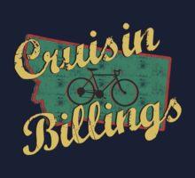 Bike Cycling Bicycle Cruising Billings Montana by SportsT-Shirts