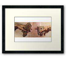 Deal Framed Print