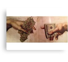 Deal Canvas Print