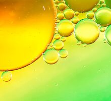 Abstract Sun Bubbles by MMPhotographyUK