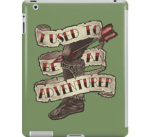 Adventurer Like You iPad Case/Skin