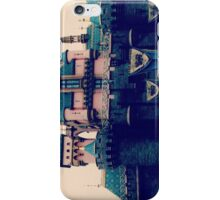 Disney Castle Pink iPhone Case/Skin