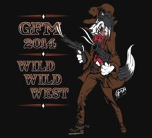 GFM 2014 Wild Wild West Theme by GatewayFurMeet
