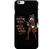 GFM 2014 Wild Wild West Theme iPhone Case/Skin