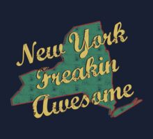 New York - Freaking Awesome by SportsT-Shirts
