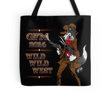 GFM 2014 Wild Wild West Theme Tote Bag