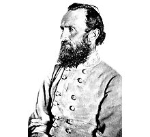Stonewall Jackson | The Wighte Collection Photographic Print