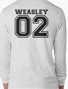 Weasley 02 Long Sleeve T-Shirt
