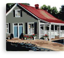 Laporte House Canvas Print