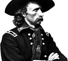 General Custer | The Wighte Collection by FreshThreadShop
