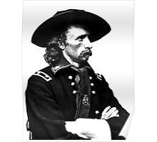 General Custer   The Wighte Collection Poster