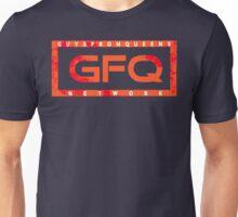 GFQ Network T Shirt - Stamp Color Logo Unisex T-Shirt