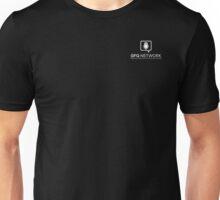 GFQ Network T Shirt - Small Chest logo Unisex T-Shirt