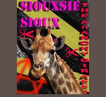 Siouxsie Sioux The ANARCHY Giraffe! Unisex T-Shirt