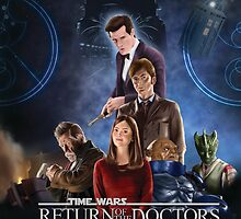 Time Wars - Return of the Doctors by FPArtistry