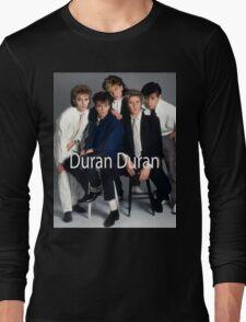 Vintage Duran Duran Long Sleeve T-Shirt