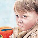 Water Gun Power by Charlotte Yealey