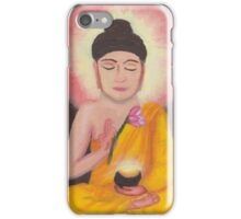 Refashioned Tarot-The Hermit iPhone Case/Skin