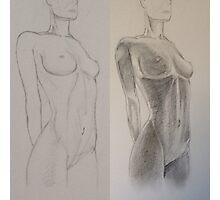 Anatomy Study I Photographic Print