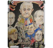 2015 End of year card- another PM over and a new one just begun iPad Case/Skin