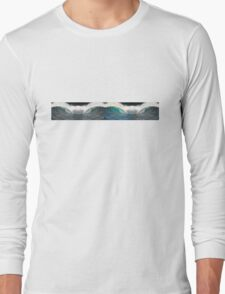 Psychedelic Barrels Long Sleeve T-Shirt