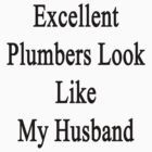 Excellent Plumbers Look Like My Husband  by supernova23