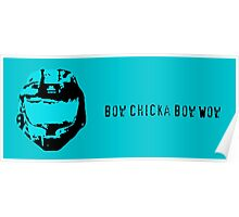 Bow Chicka Bow Wow Poster