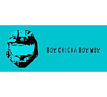 Bow Chicka Bow Wow Photographic Print