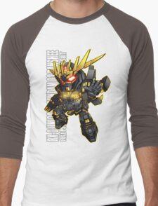 Black Unicorn Men's Baseball ¾ T-Shirt