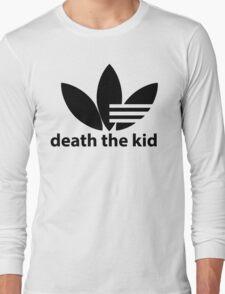 Death the kid Soul eater Adidas.  Long Sleeve T-Shirt
