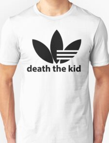 Death the kid Soul eater Adidas.  Unisex T-Shirt