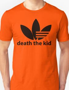 Death the kid Soul eater Adidas.  Unisex T-Shirt