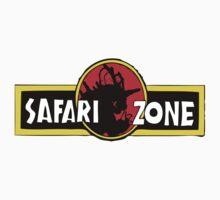 Safari zone pokemon jurassic park by pokemon-photo