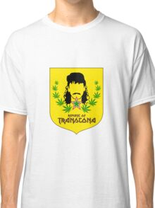 The Republic of Transcona Classic T-Shirt