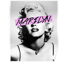 Marilyn. Poster