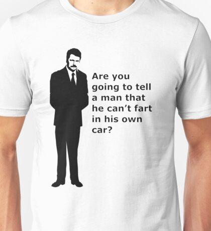 """swanson - quote"" Unisex T-Shirt"