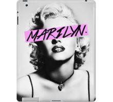Marilyn. iPad Case/Skin