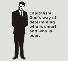 """""""Swanson, capitalism - quote"""" by Sagey94"""