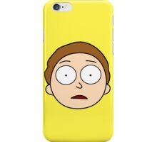 Hey Morty! iPhone Case/Skin