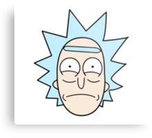 It's Rick! Metal Print