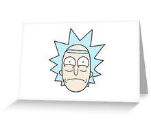 It's Rick! Greeting Card