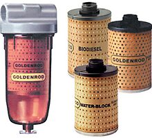 Fuel Filter by hullwelding